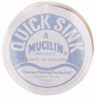 Mucilin Quick Sink (Blue Container)
